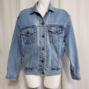 Vintage Eddie Bauer denim jacket